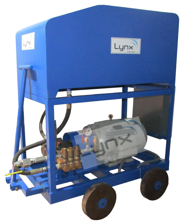 Ultra High Pressure Water Blasting Machines