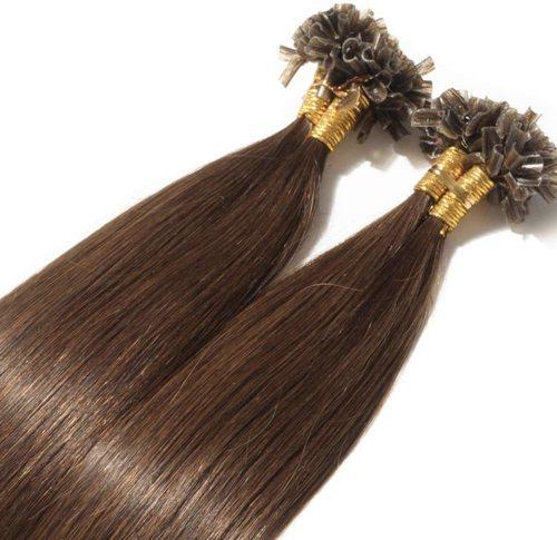 Indian Virgin Pre Bonded Human Hair