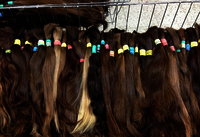 Gorgeous Colored Virgin Hair Extensions