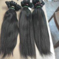 Indian Natural Black Human Hair