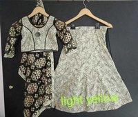 Imported Fabric Kids Lehnga