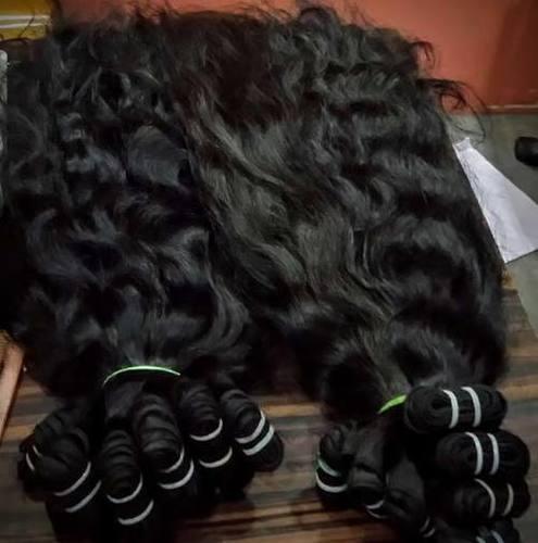 Remy Virgin Double Drawn Human Hair
