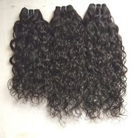 Deep Curly Remy Hair Extensions With Cuticle Aligned Virgin Human Hair