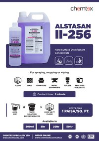 Hard Surface Cleaner and Disinfectant
