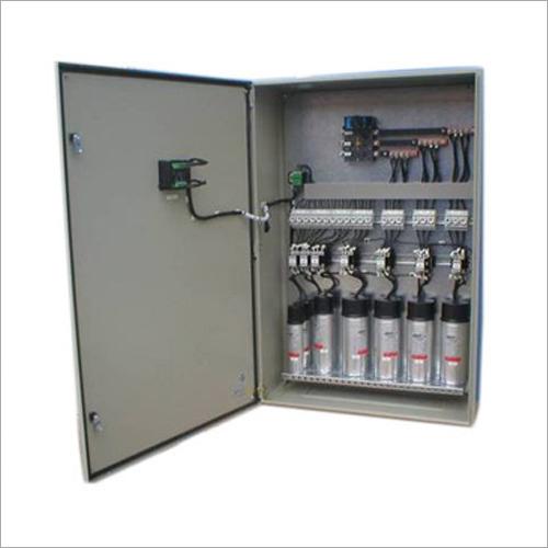 Three Phase Capacitor Control Panel