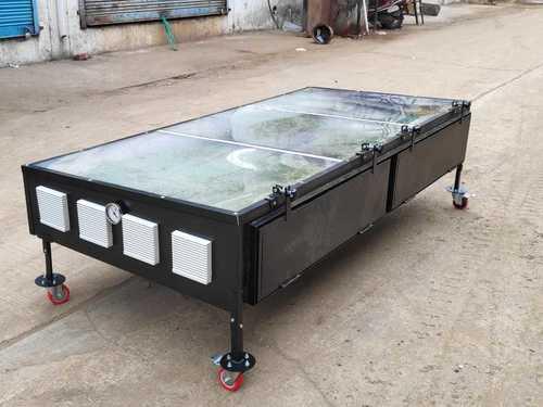 Solar Dryer for Fruits