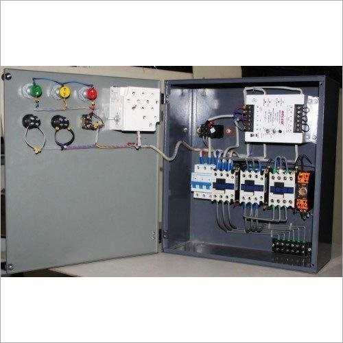 Star Delta Starter Motor Control Panel