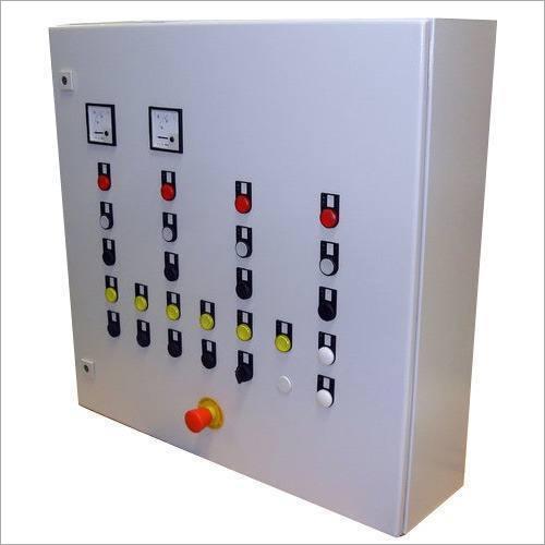 Three Phase PLC Panel