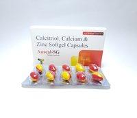 Anscal-SG capsules