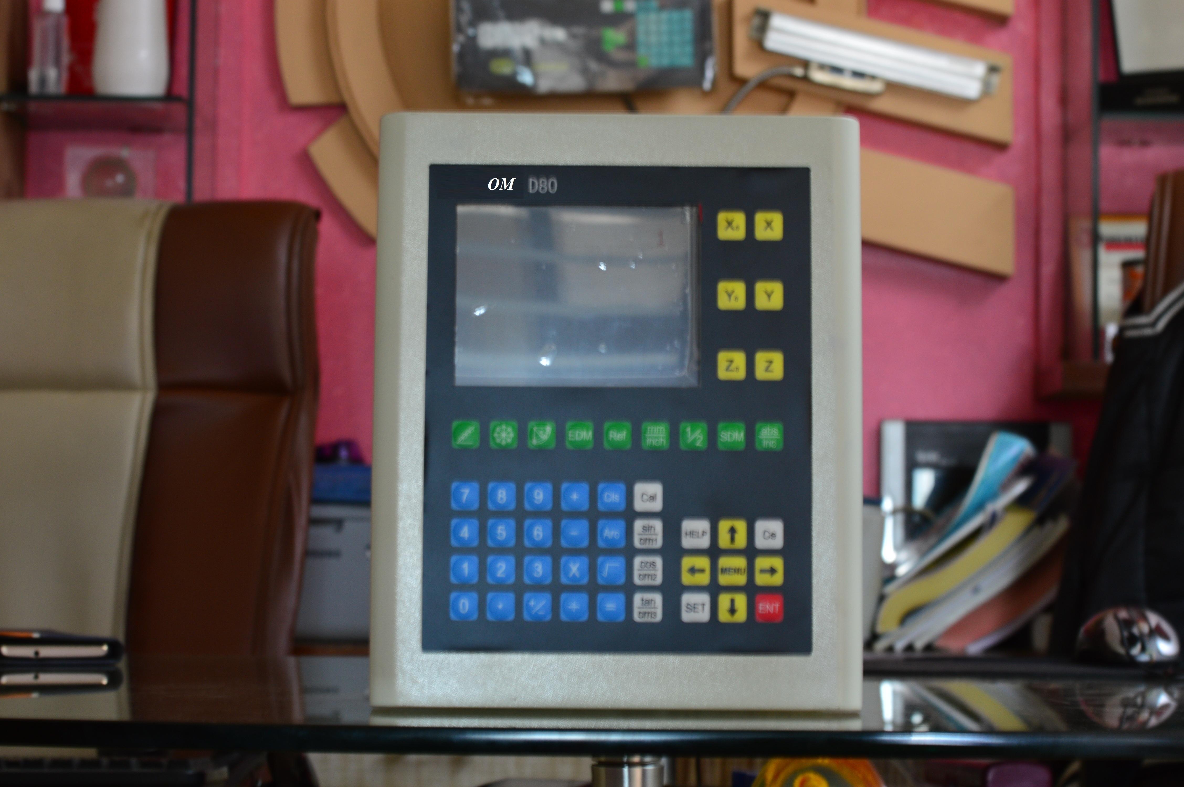 LCD type Digital Readout (DRO)