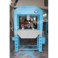 Hydraulic press manufacturer in punjab