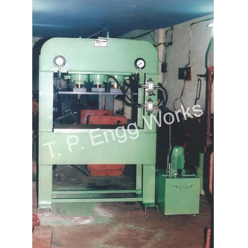 Hydraulic deep draw machine manufacturer