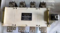 SOCOMEC HPL 1000A CHANGEOVER SWITCH