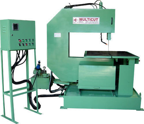 Tilting Table Vertical Band Saw Machine