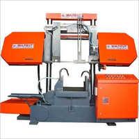 LMG-1000 M Double Column Semi Automatic Band Saw Machine (Without Pusher)
