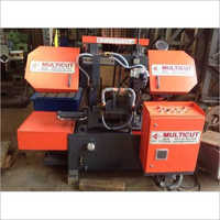 NC Double Column Fully Automatic Band Saw Machine