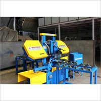 Auto Loader Bandsaw Machine