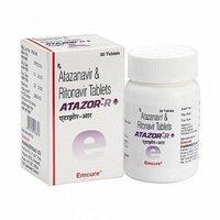 Atazor R Ataznavir Ritonavir Tablets