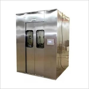 Commercial Air Shower Room