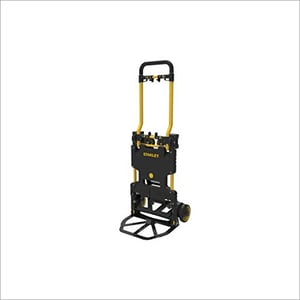 80 KG Stanley 2 In 1 Folding Hand Truck With Platform Trolley