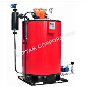 Diesel Fired Hot Water Boiler