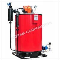 Diesel Fired Hot Water Boiler