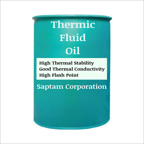 Industrial Thermic Fluid Oil