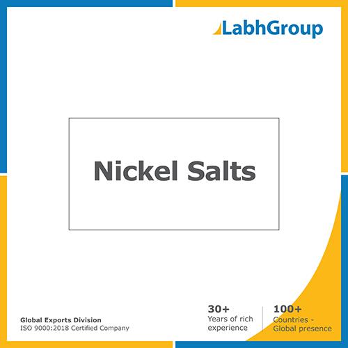 Nickel salts