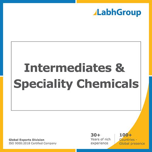 Intermediates & speciality chemicals