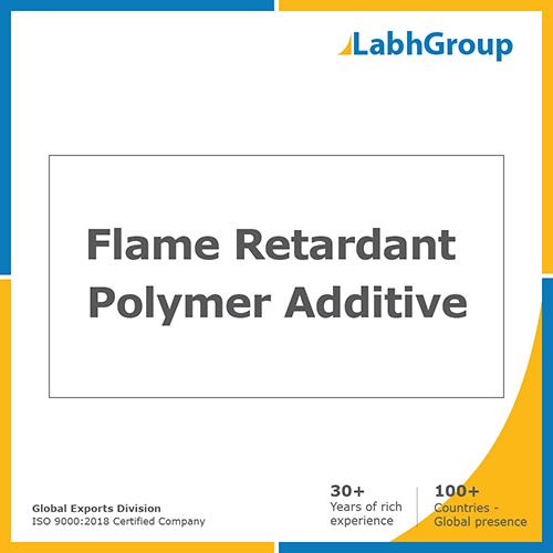 Flame retardant polymer additive