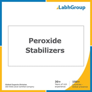 Peroxide stabilizers