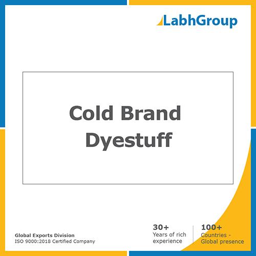 Cold Brand Dyestuff