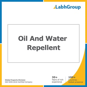 Oil and water repellent