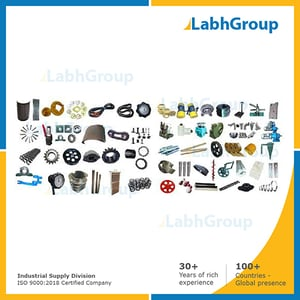 Spare parts and consumable for flour mill