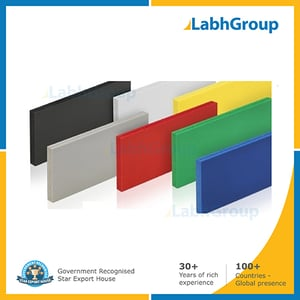 WOOD POLYMER COMPOSITE SHEETS