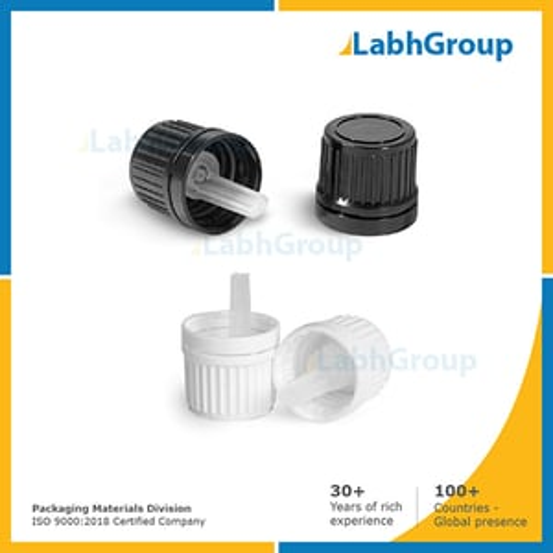 Tamper evident caps for pharmaceutical medicine bottles