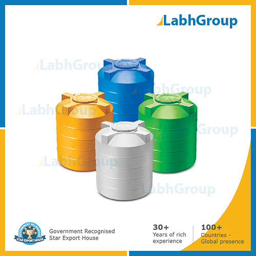 Plastic Storage Tank And Container
