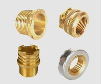 Brass Inserts PPR Fittings