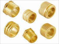 Brass Male inserts