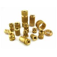 brass ultrasonic threaded inserts