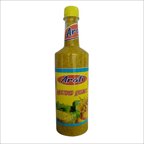 Mustard Kasundi