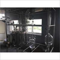 Simple Reaction Distillation Unit