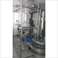 Glass Distillation Assembly Over GLR
