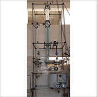 Reflux Reaction Cum Fractional Distillation Unit