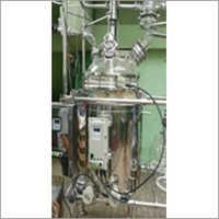 Glass Reactor Distillation Unit