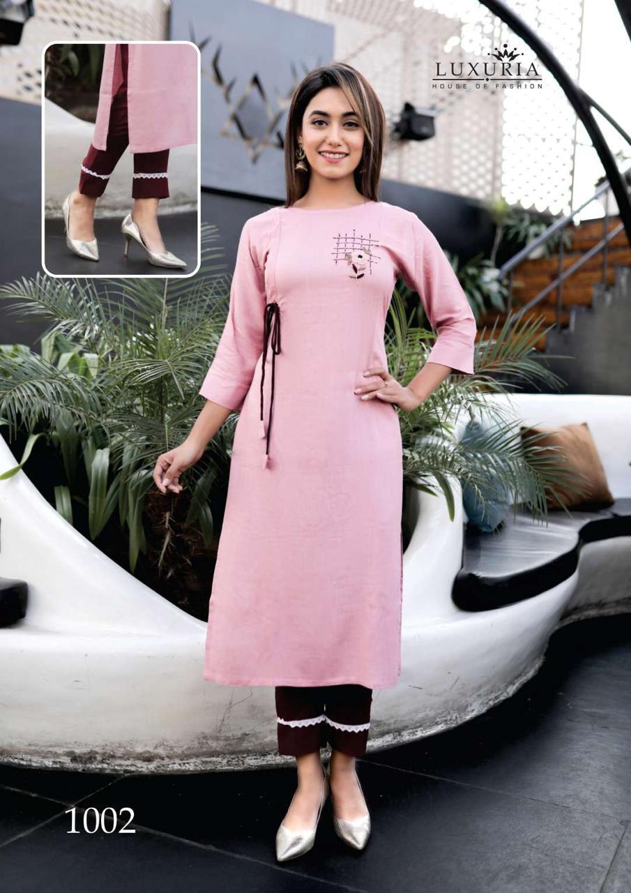 fancy kurti with pant