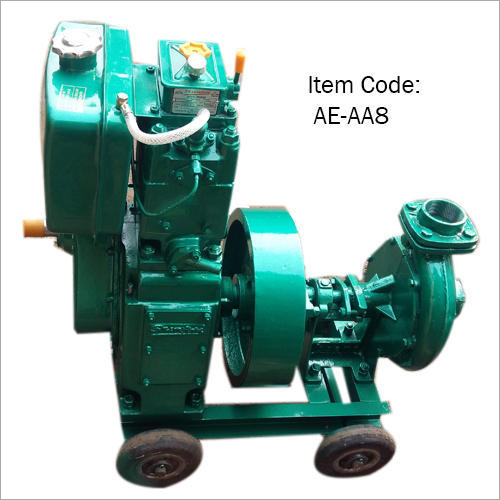 1500 RPM Diesel Engine Pump Set