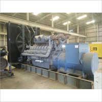 Perkins Generator Set 2000 KVA