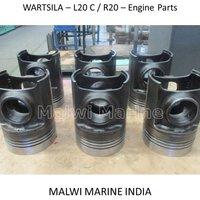 Wartsila-9L20-8L20-6L20-4L20-6R22-8R22 ENGINE PARTS