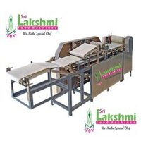 Appalam Making machine 110 Kg/hr
